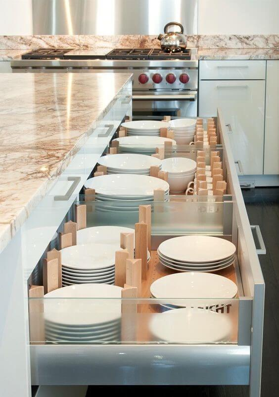 Awesome kitchen islands with cooktop designs #kitchen #kitchenisland #kitchendesign #kitchenideas