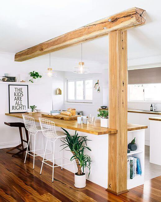 Excellent kitchen island designs for small kitchens #kitchen #kitchenisland #kitchendesign #kitchenideas