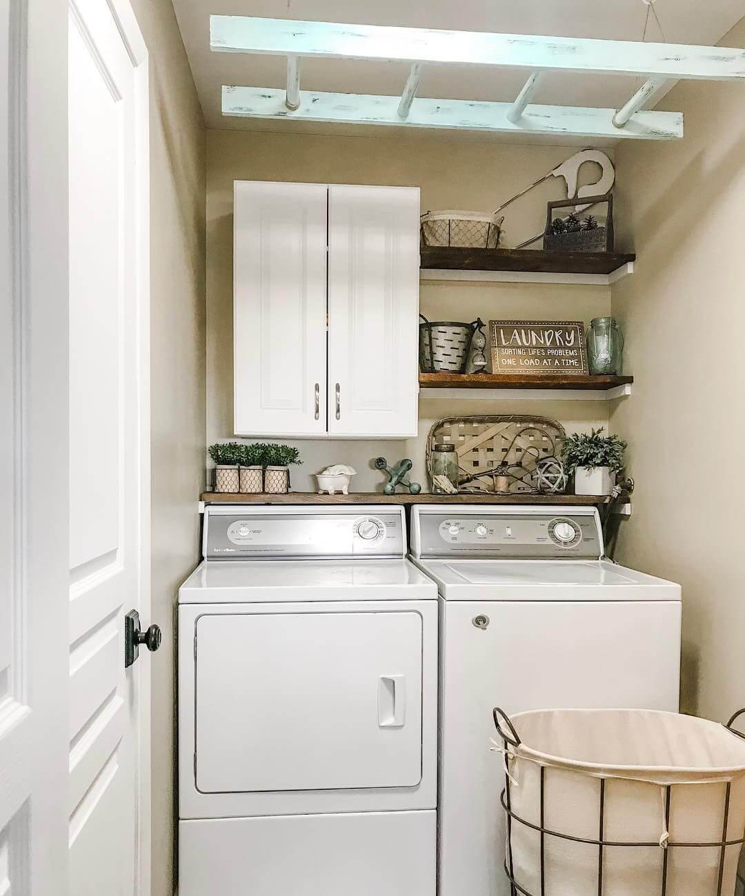 Marvelous small laundry room ideas and photos