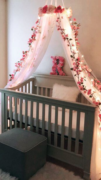 baby girl's room ideas nursery