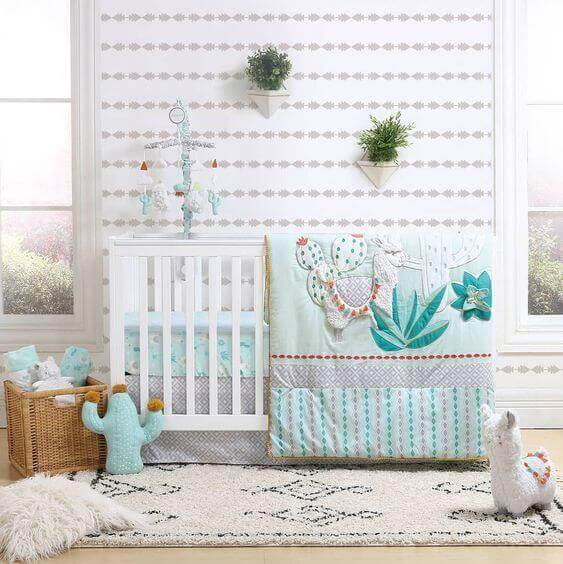 baby girl nursery decorating ideas