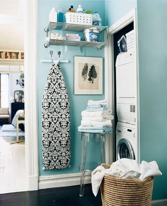 Life-changing small laundry room organization ideas