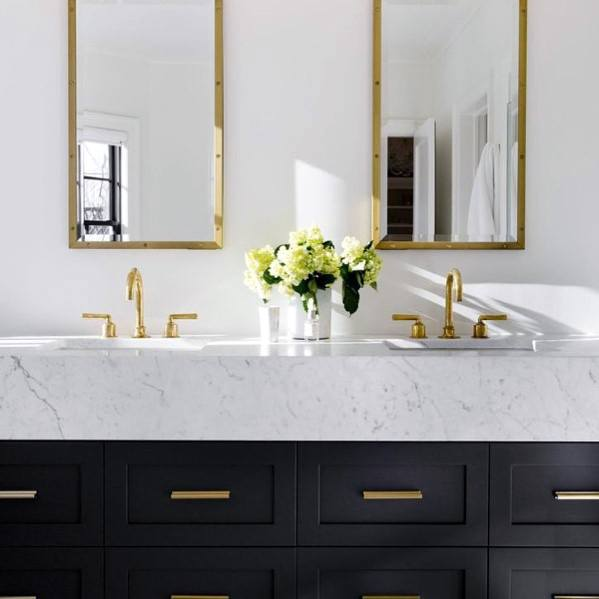 Beautiful bathroom vanity ideas double sink