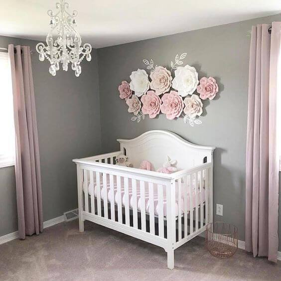 baby girl bedroom ideas decorating