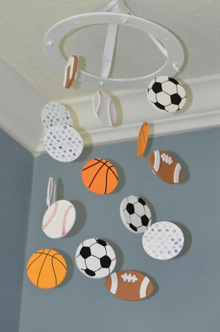 Brilliant baby boy nursery ideas sports