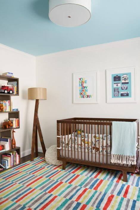 Striking baby boy rooms decorating ideas