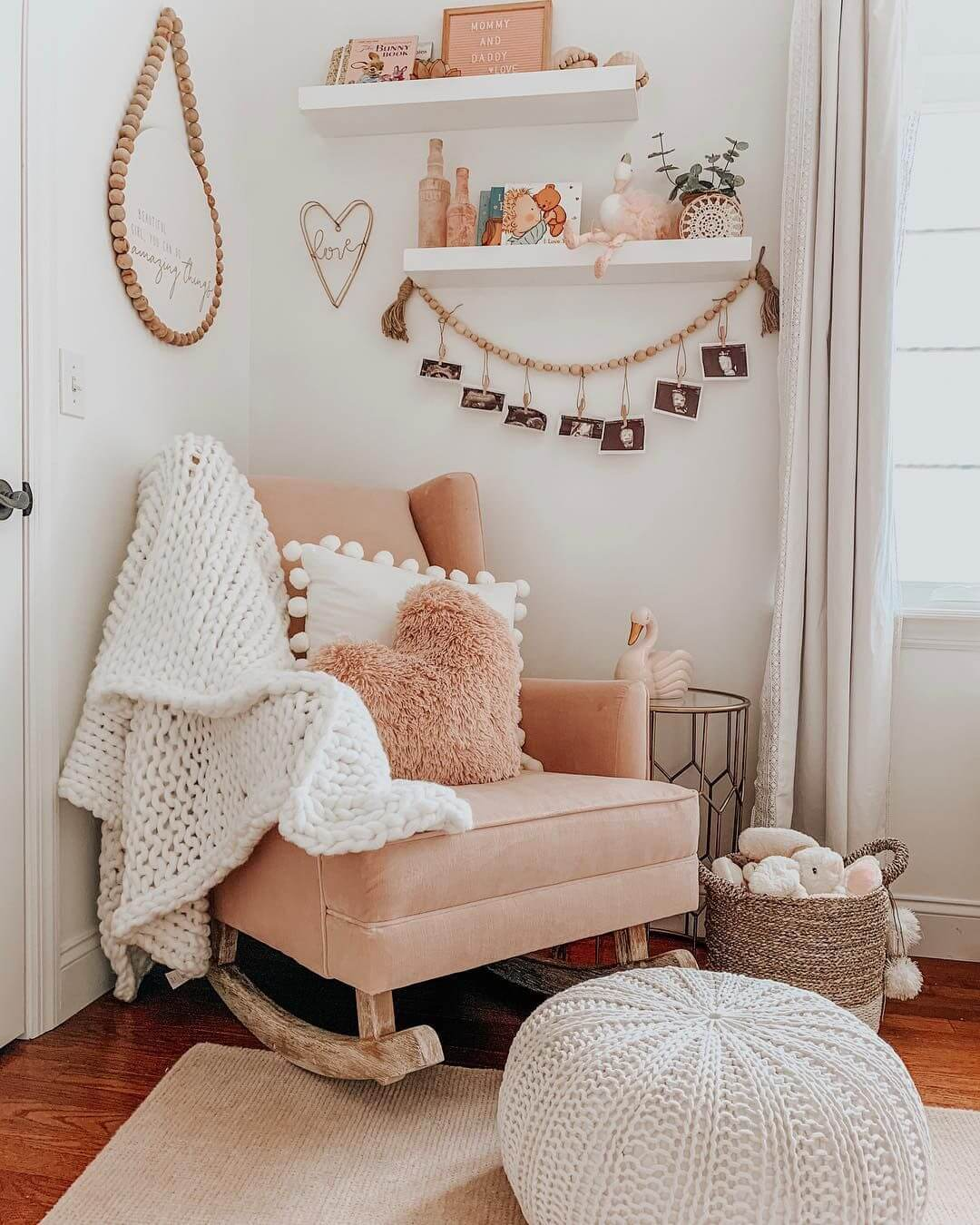 baby girl room design ideas