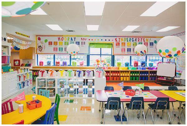 Uplifting classroom theme ideas for toddlers