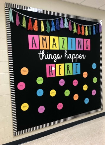 Unbeatable classroom decorating ideas high school english