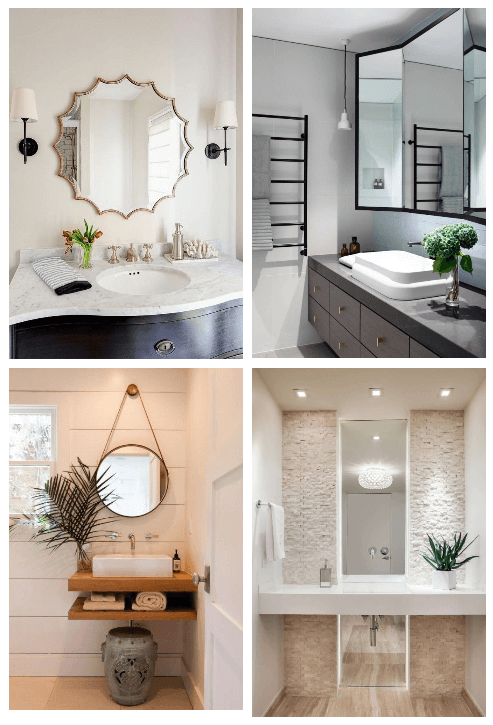 27 Best Bathroom Mirror Ideas For Every Style Sorting With Style