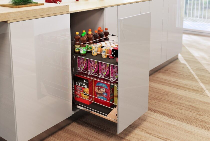 Unbelievable kitchen pantry color ideas