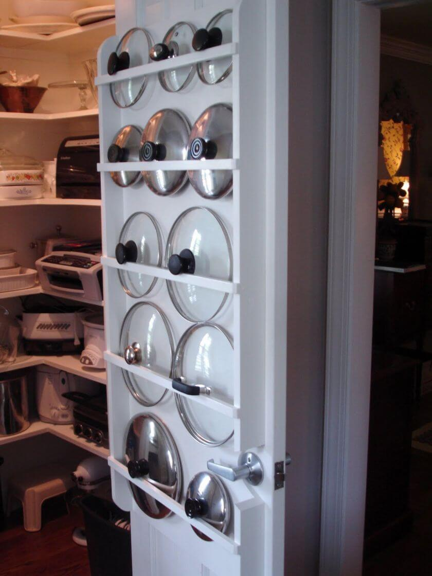 Brilliant kitchen and pantry organization