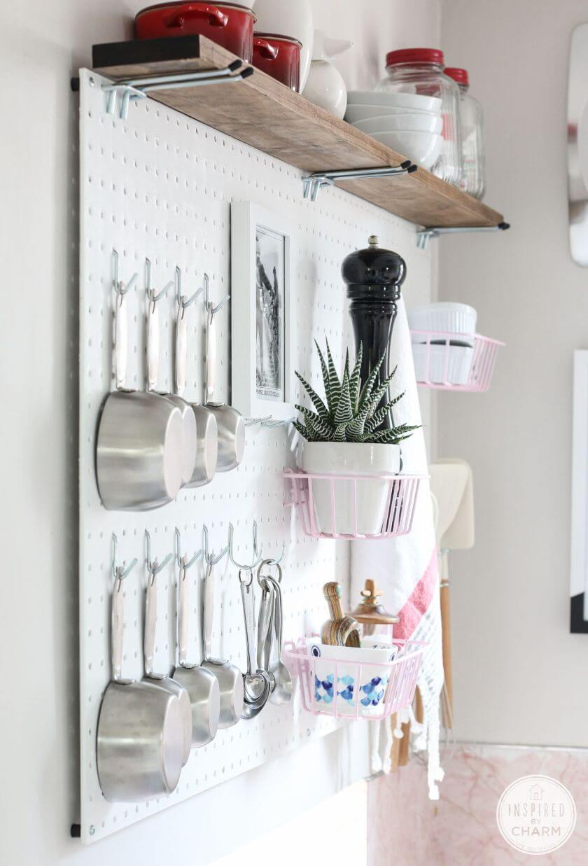 Fantastic ideas for kitchen pantry organization