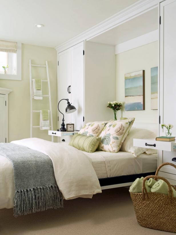 Mind-blowing small bedroom ideas with storage