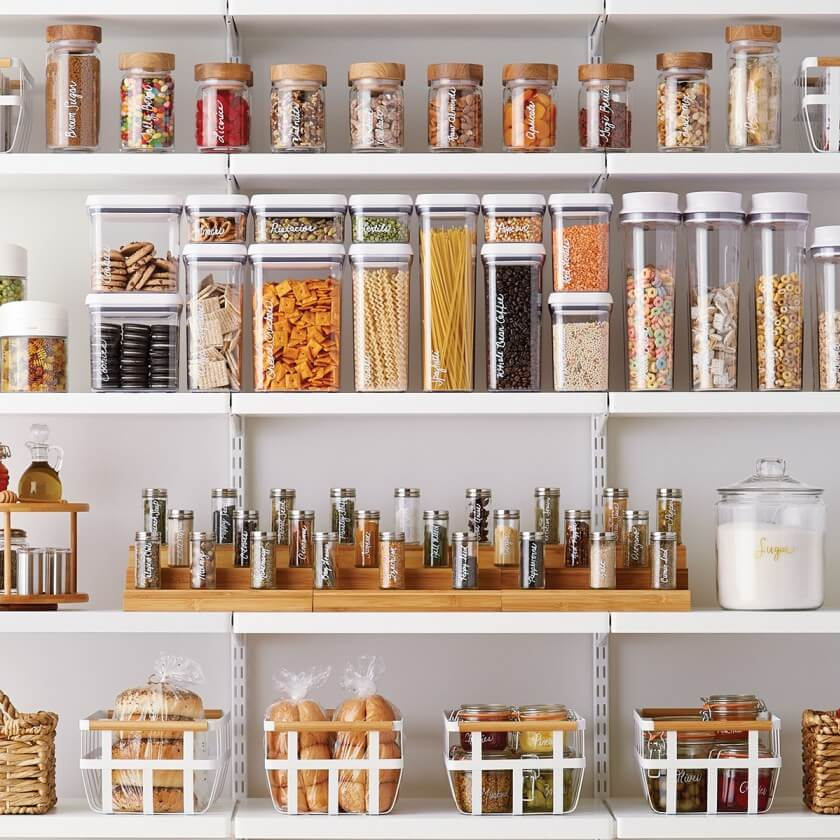 Awesome kitchen pantry ideas ikea
