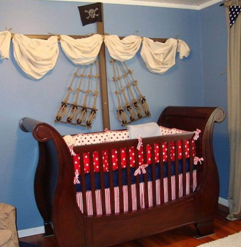 25 Gorgeous Baby Boy Nursery Ideas To