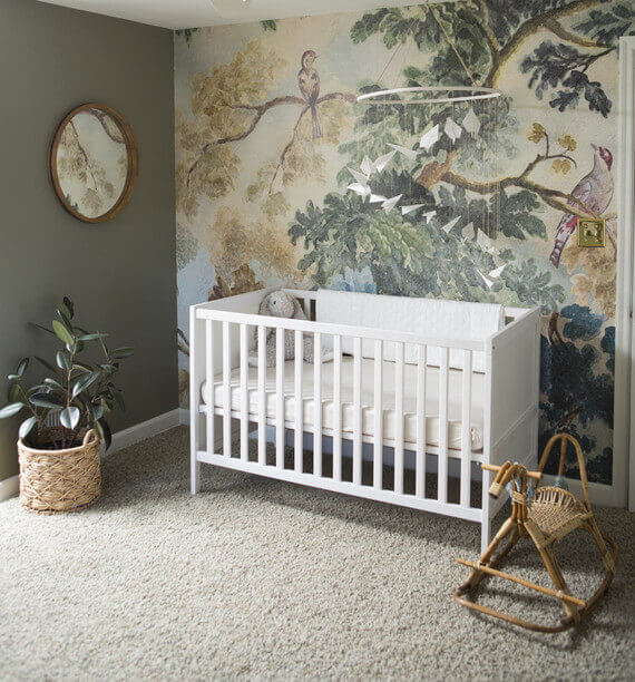 Brilliant small baby boy nursery ideas
