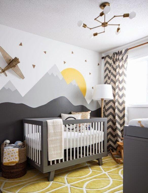 Life-changing craft ideas for baby boy nursery