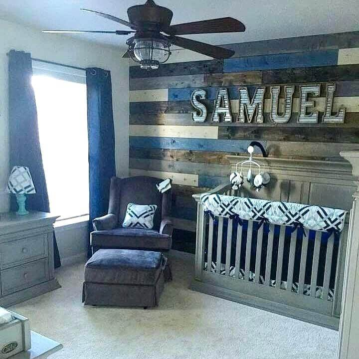 Excited baby boy nursery ideas simple