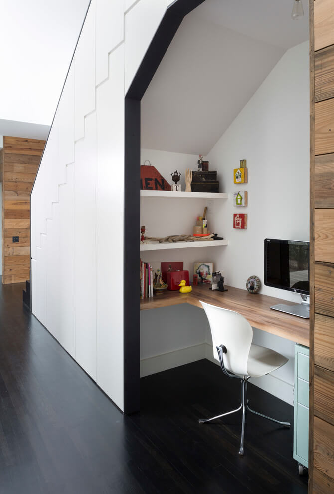 Unbeatable small home office paint color ideas