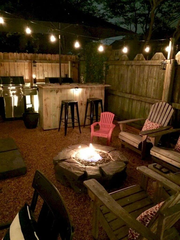 30+ Small Backyard Landscaping Ideas on A Budget ... on Small Backyard Designs On A Budget id=88596