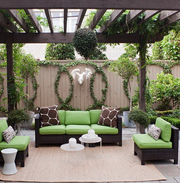 Fantastic backyard patio bbq ideas