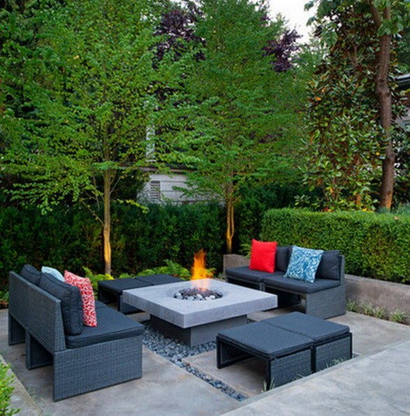 Fantastic outdoor patio dining ideas