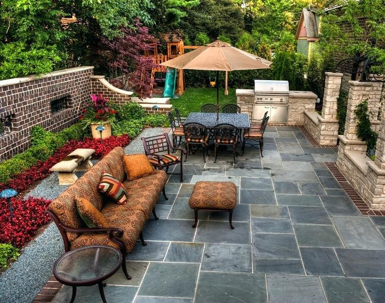 Terrific backyard design ideas relaxing oasis