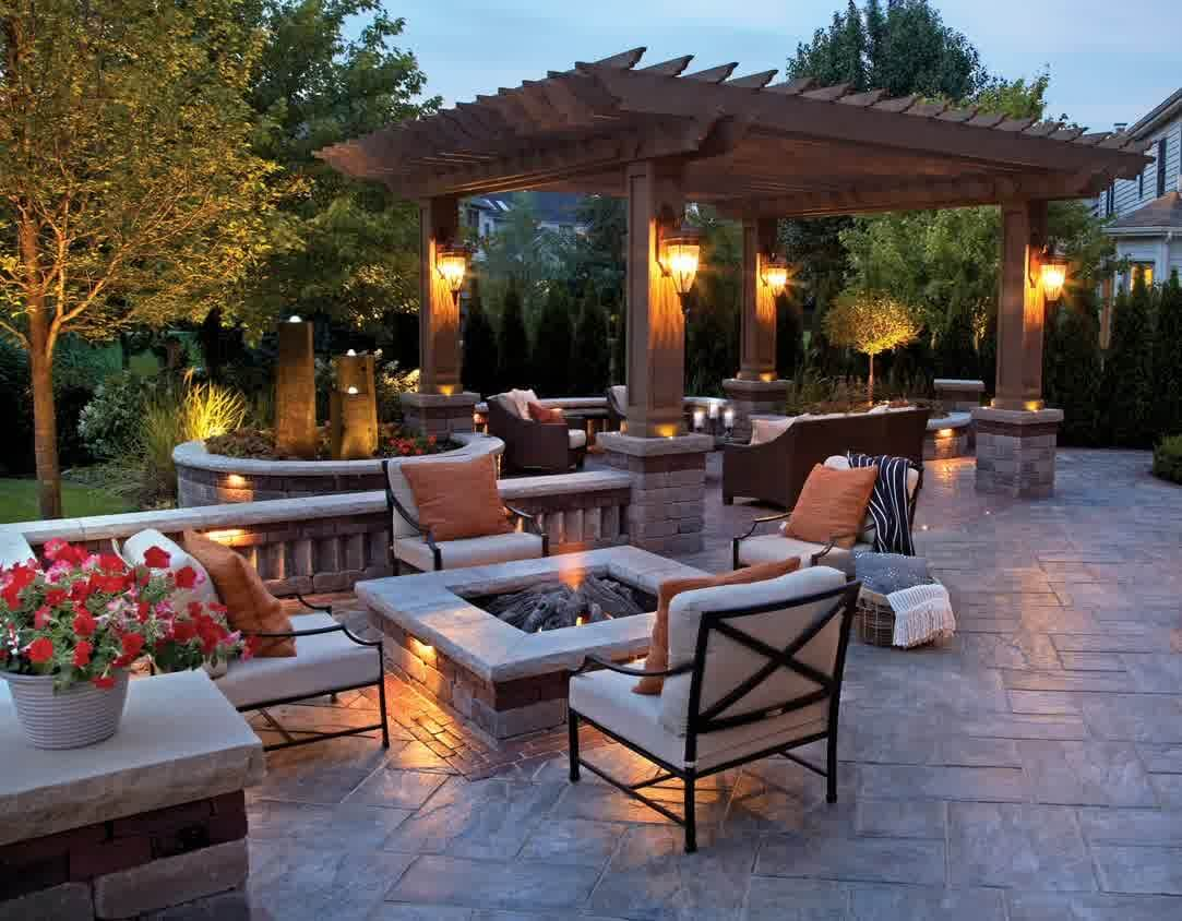 Unbeatable backyard patio ideas images