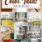 20 Most Popular Kitchen Cabinet Color Ideas (trends for this year)