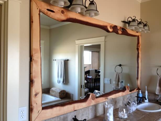 Show the Beauty bathroom mirror ideas