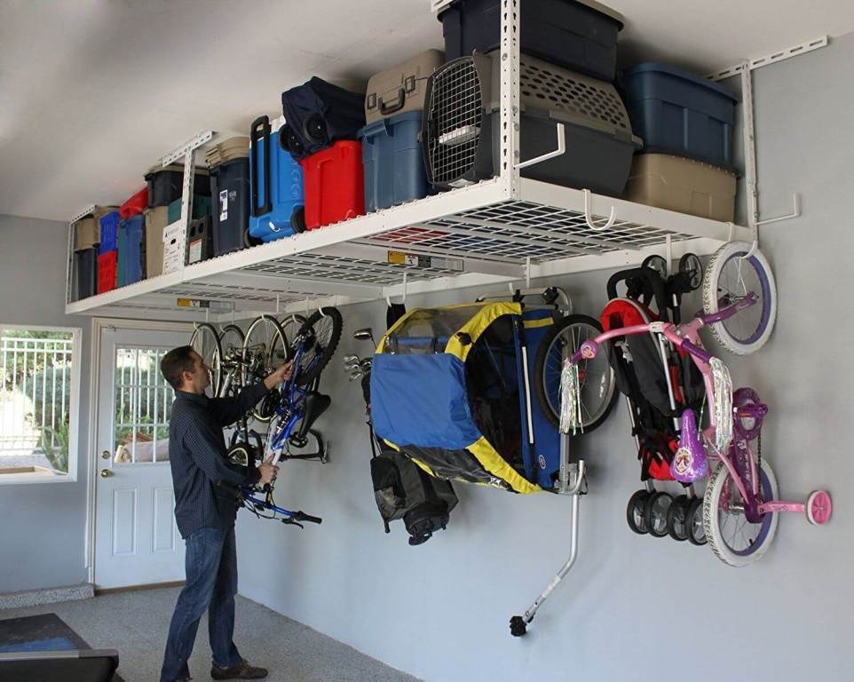 Garage Storage Ideas Install