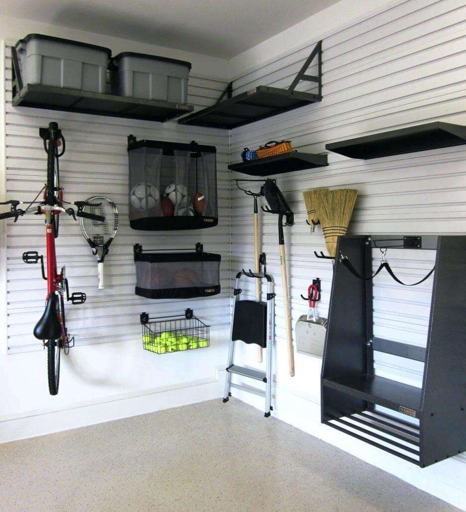 20 Genius Garage Storage Ideas To Keep Your Garage Organized