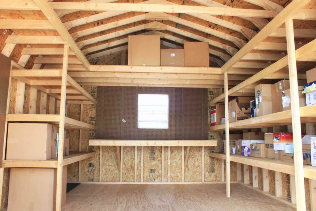 diy garage shelving ideas photo of impressive sienna garden shed storage ideas shed storage she d of diy garage shelving ideas