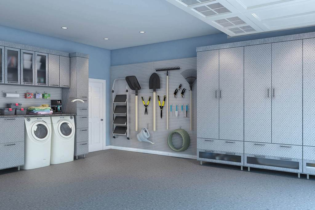 Garage Storage Ideas Plus 3 Garage Man Caves