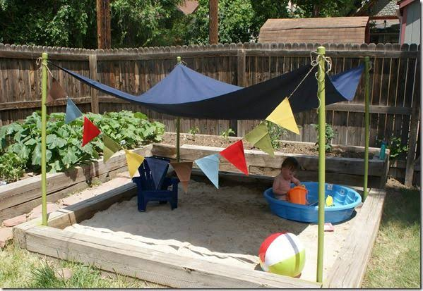 Backyard Sandbox