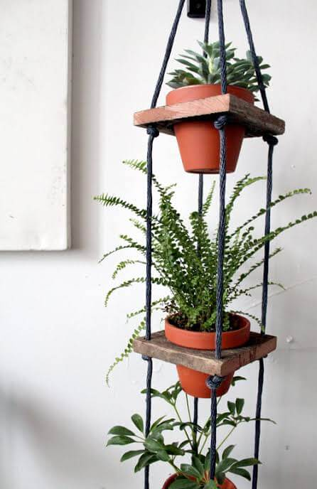 Indoor hanging & Tiered Plant Stand