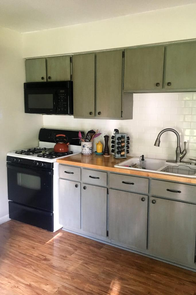 Change the Doors of Your Cabinets - Kitchen remodeling ideas on a budget
