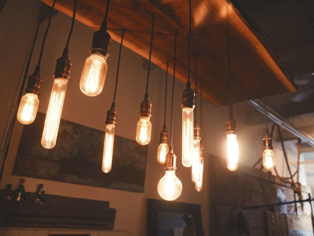 Edison bulbs lightings