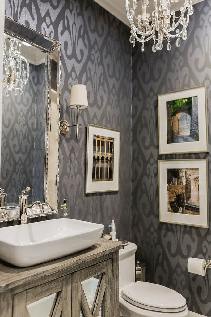 Terrific gray master bathroom ideas