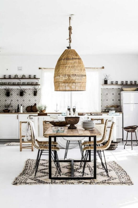 Meet the Past and Present kitchen design