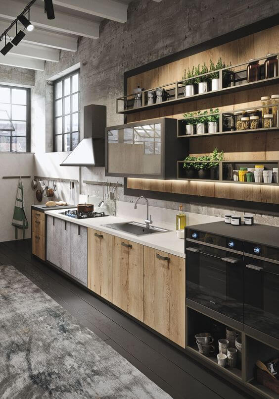 Unfinished Flair - Kitchen remodel ideas