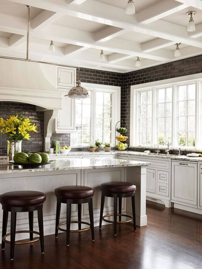 Marvelous kitchen lighting ideas for high ceilings