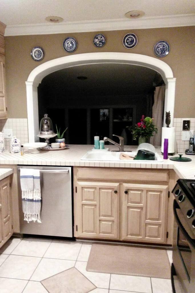 Change the Look of Your Footprint - Stunning ideas for kitchen remodel on a budget
